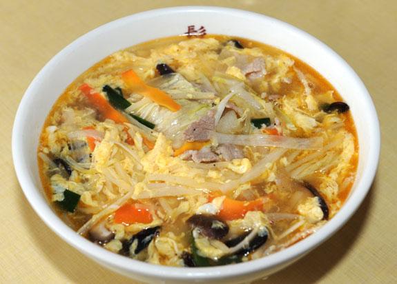スーラー温麺 (800円+税)