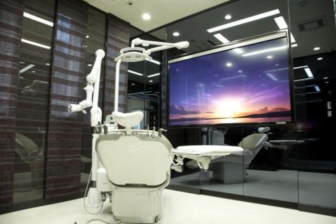 増設した個室スペース